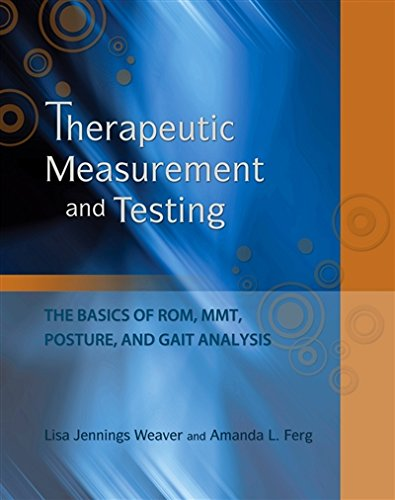 9781418080808: Therapeutic Measurement and Testing: The Basics of ROM, MMT, Posture and Gait Analysis