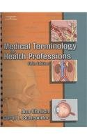 9781418081348: Medical Terminology for Health Professions