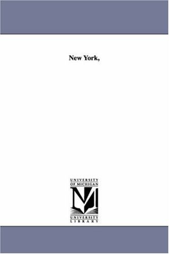 9781418187699: New York, (Historic Towns / Edited by E.A. Freeman and REV. William Hun)