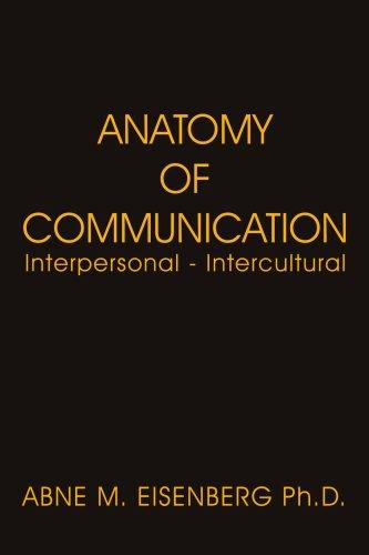 9781418408008: ANATOMY OF COMMUNICATION