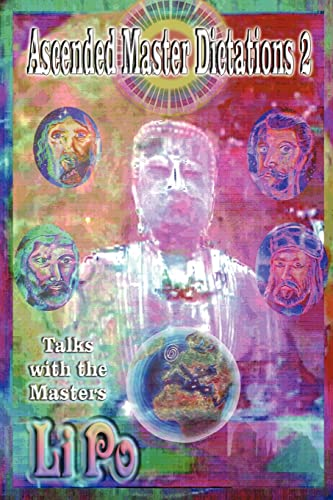 9781418409005: Ascended Master Dictations 2: Talks with the Masters