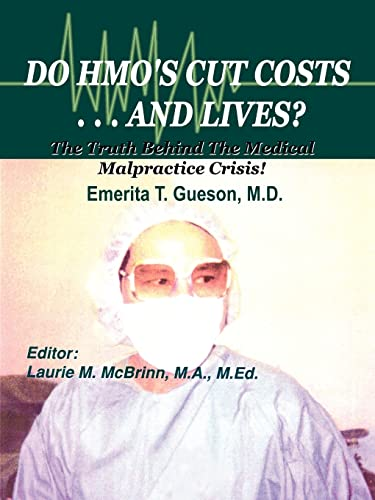 9781418420505: Do HMO's Cut Costs . . . And Lives?
