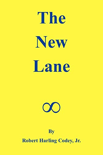 The New Lane (infinity symbol): Codey, Robert