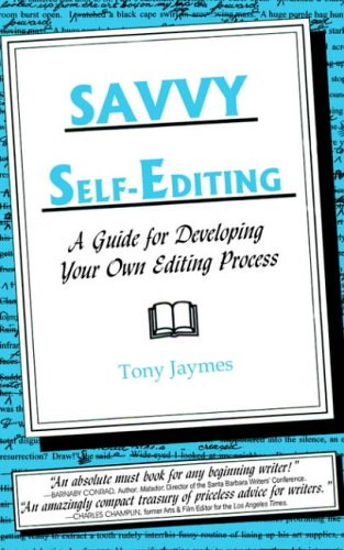 9781418437961: Savvy Self-Editing: A Guide for Developing Your Own Editing Process