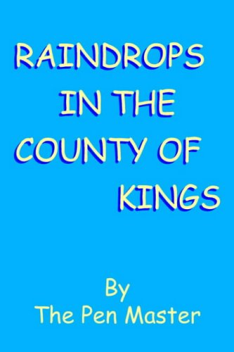 9781418439095: RAINDROPS IN THE COUNTY OF KINGS
