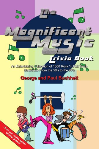 9781418439538: The Magnificent Music Trivia Book