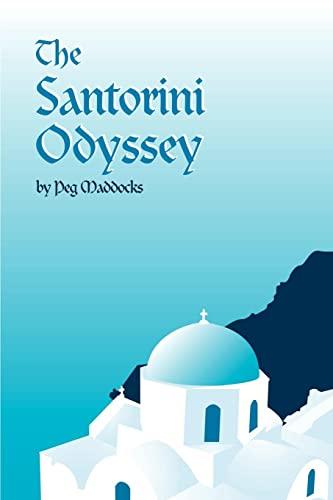 9781418440657: The Santorini Odyssey
