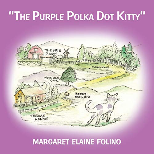 THE PURPLE POLKA DOT KITTY: MARGARET ELAINE FOLINO