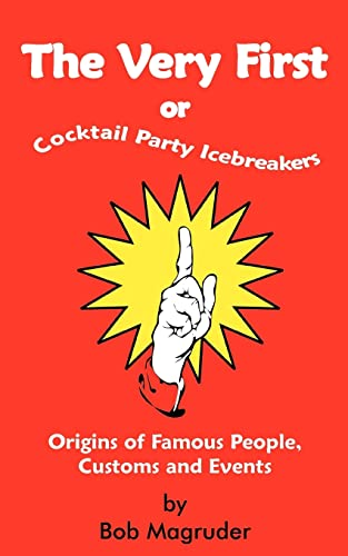 9781418476113: THE VERY FIRST: COCKTAIL PARTY ICEBREAKERS