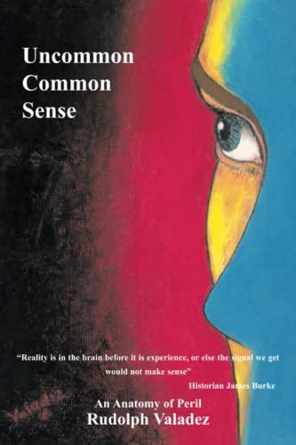 9781418497545: Uncommon Common Sense: An Anatomy of Peril