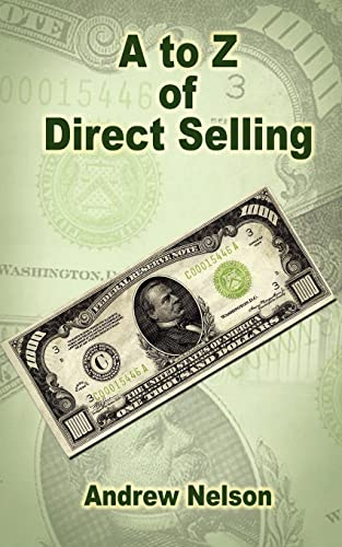 A to Z of Direct Selling: Andrew Nelson