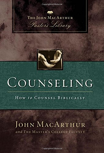 9781418500054: Counseling (MacArthur Pastor's Library)