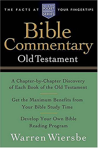 9781418500207: Old Testament Bible Commentary (Nelson's Pocket Reference)
