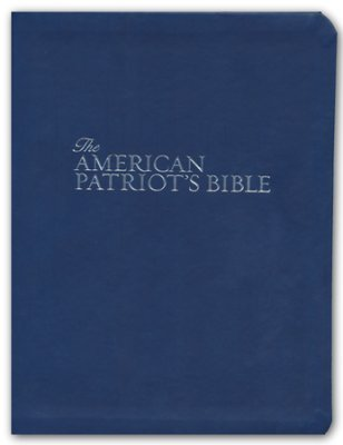 9781418500344: The American Patriot's Bible, NKJV: The Word of God and the Shaping of America