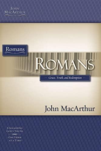 9781418508753: Romans (MacArthur Bible Studies)