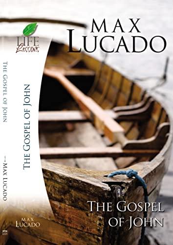 9781418509446: LUCADO STUDY GUIDE: JOHN (Life Lessons)