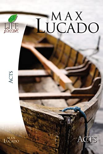 9781418509453: Lucado Study Guide: Acts (Life Lessons)