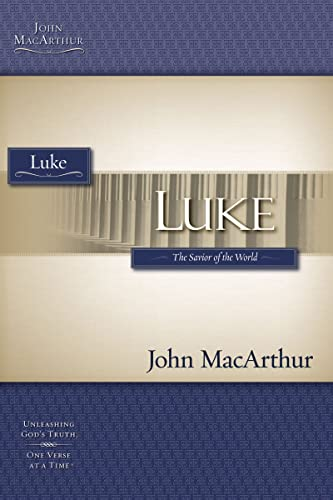 9781418509613: Luke (MacArthur Bible Studies)