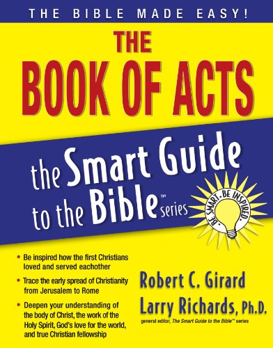 9781418509972: The Book of Acts (The Smart Guide to the Bible Series)