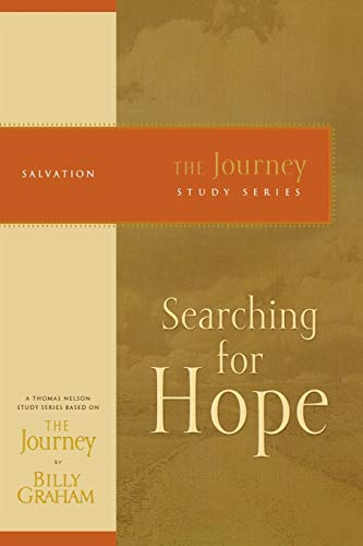 9781418516598: Searching for Hope: The Journey Study Series