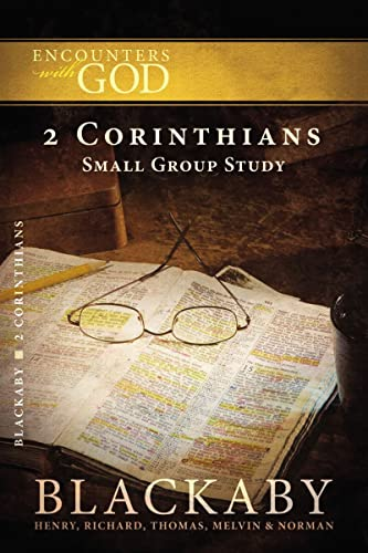 9781418526450: 2 Corinthians: Small Group Study (Encounters With God)
