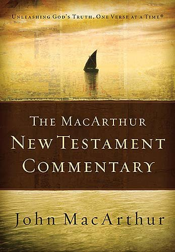 9781418527433: The MacArthur New Testament Commentary: Unleashing God's Truth, One Verse at a Time