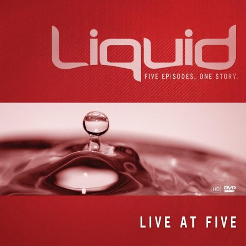 9781418527570: Live At Five With DVD (Liquid)
