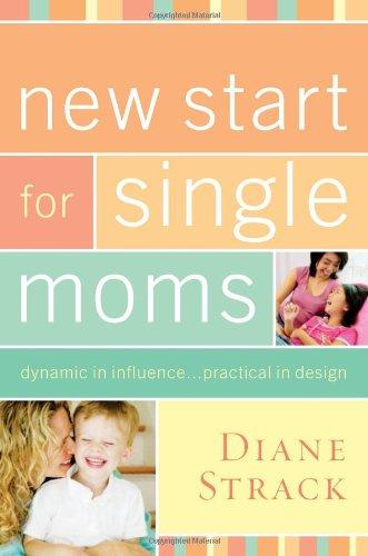 9781418528539: New Start for Single Moms Small Group KIt