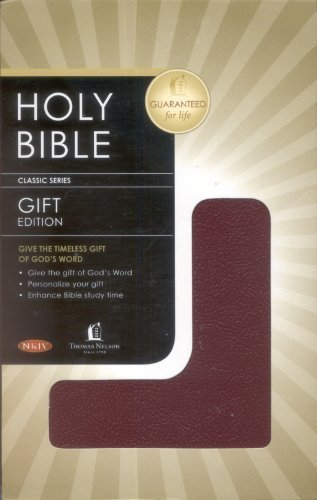 9781418529093: NKJV Gift & Award Bible / Red LeatherFlex
