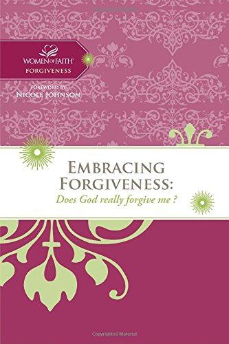 Embracing Forgiveness: Does God really forgive me?