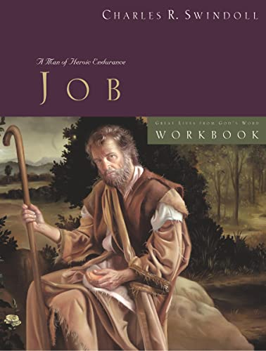9781418532161: Great Lives: Job Workbook (Great Lives From God's Word)