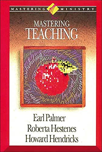 9781418532345: Mastering Ministry: Mastering Teaching