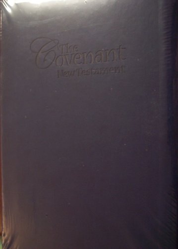 Covenant New Testament NKJV Blue Soft Leather