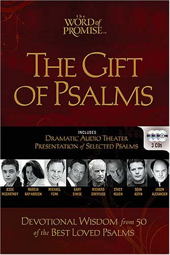 9781418534370: The Word of Promise: The Gift of Psalms (w/audio CD)