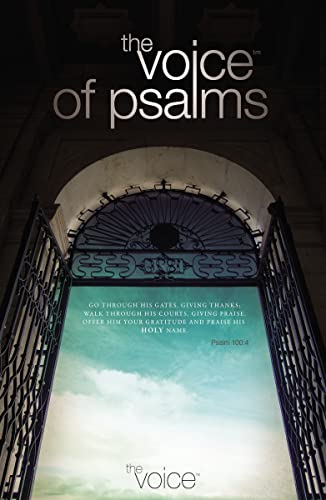 The Voice of Psalms (1418541524) by Thomas Nelson