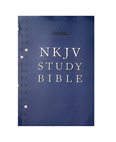 9781418541576: The NKJV Study Bible: Second Edition