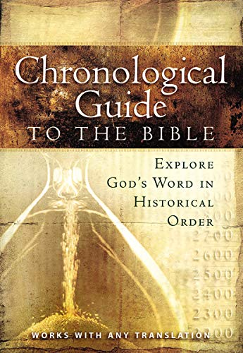 The Chronological Guide to the Bible: Thomas Nelson