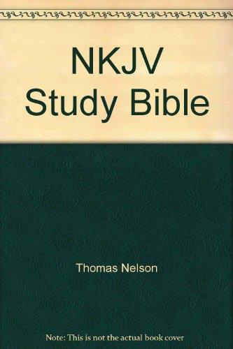 9781418541903: Study Bible-NKJV