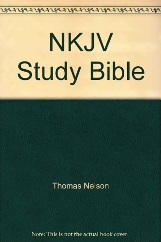 9781418541903: Holy Bible: New King James Version, Study Bible