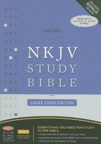 9781418542085: NKJV Study Bible