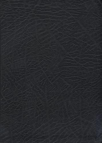 9781418542252: NKJV, MacArthur Study Bible, Large Print, Bonded Leather, Black, Indexed