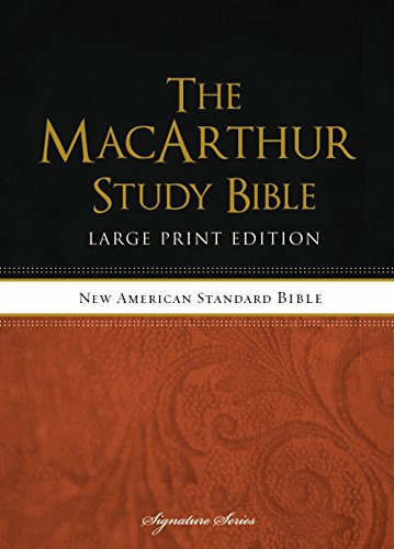9781418542269: The MacArthur Study Bible: New American Standard Bible