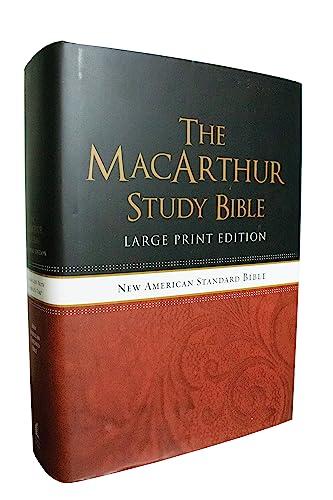 9781418542269: NASB MacArthur Study Bible