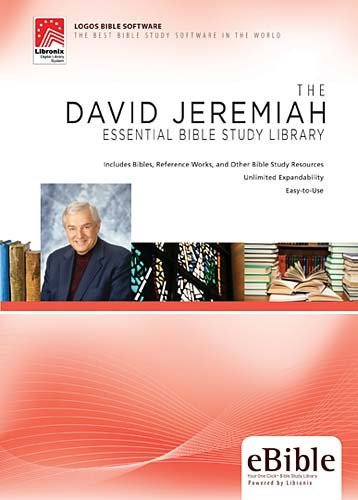 9781418543679: The David Jeremiah Essential Bible Study Library