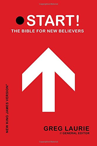 9781418544003: Start! The Bible for New Believers: New King James Version, Red, Study