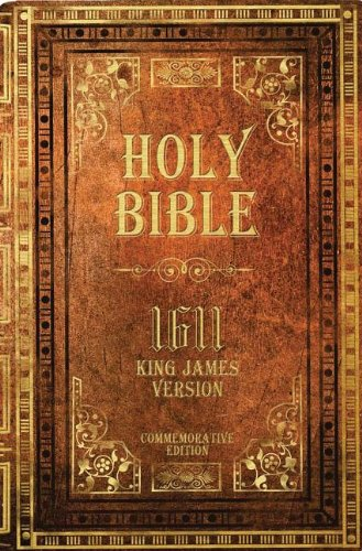 9781418544171: Holy Bible, 1611 King James Version, Commemorative Edition