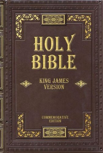 9781418544195: Holy Bible: King James Version, Brown, Bonded Leather, Family Bible