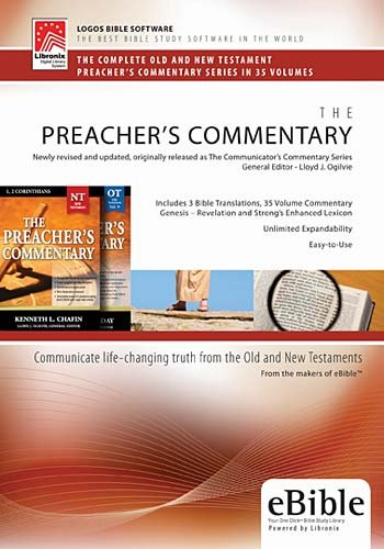 9781418544218: The Preacher's Commentary