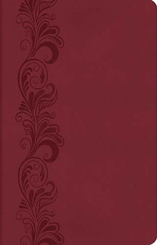9781418544492: The Holy Bible: New King James Version, Burgundy, LeatherSoft, Giant Print Reference Edition