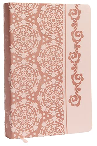 9781418544614: NKJV, Devotional Bible For Women, Leathersoft, Pink: Pink Edition